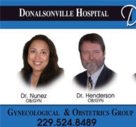 Donalsonville Hospital Billboard