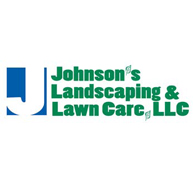 Johnsons Landscaping & Lawn Care Logo