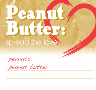 Peanut Butter - Spread The Love