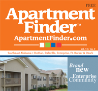 Apartment Finder Cover
