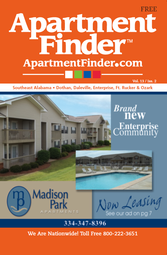 ... Apartment Finder Cover